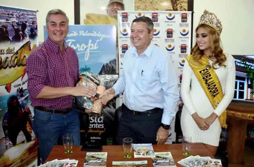 Paso de la Patria invita a su torneo apertura de Pesca del Dorado