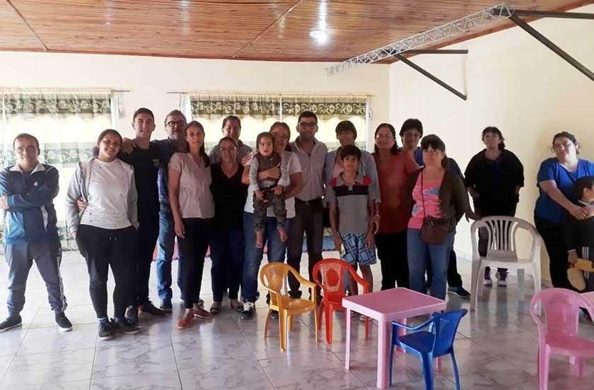 Abren talleres inclusivos en el SUM María Auxiliadora