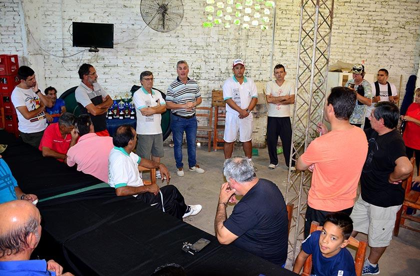 Con 19 equipos comenzó el Provincial Apertura de Bochas