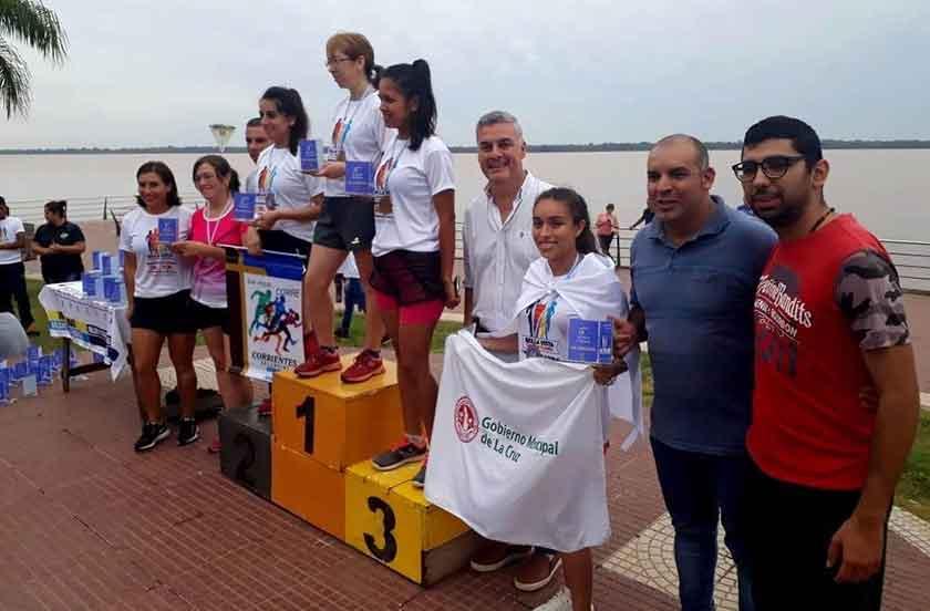 Resultados del 1° Maratón por la Familia
