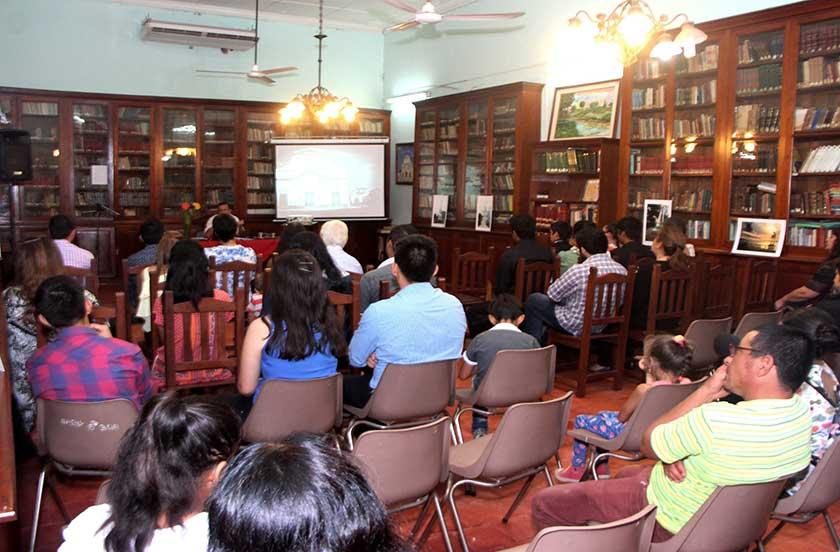 La Biblioteca Sarmiento adhirió al Día Mundial de los Monumentos
