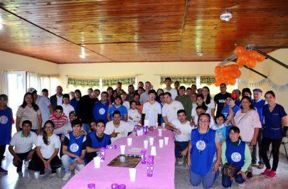 Celebran actividades especiales en el SUM María Auxiliadora