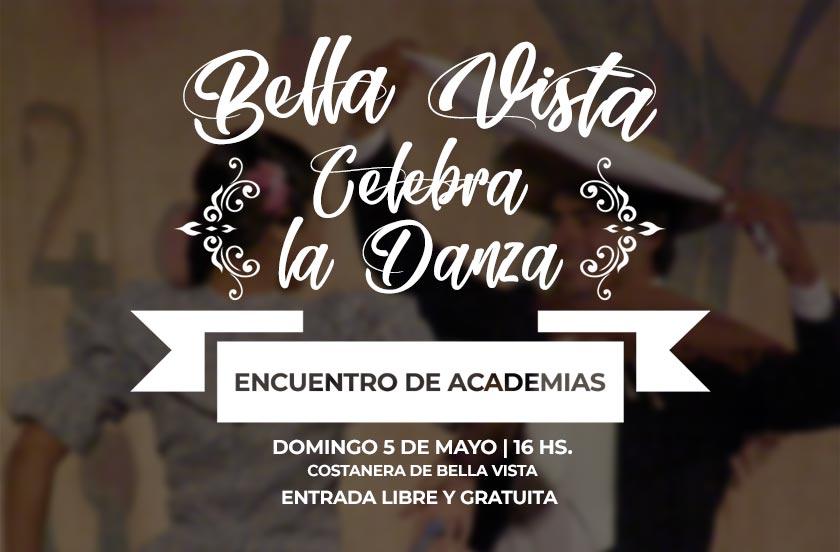 Bella Vista celebra la Danza