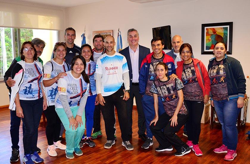 Bellavistenses se preparan para el Ultramaratón Termas de Río Hondo