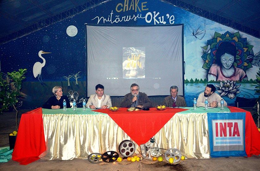 Comenzó el 5° Festival de Cine Rural en Bella Vista