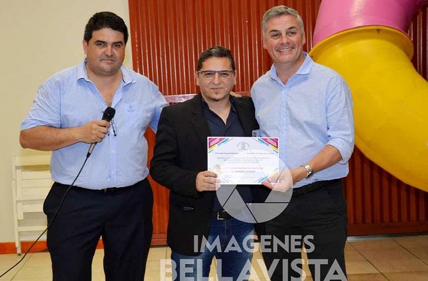 La prensa provincial festejó en Bella Vista