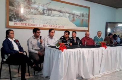 Firman convenio de financiamiento para la lucha contra las drogas