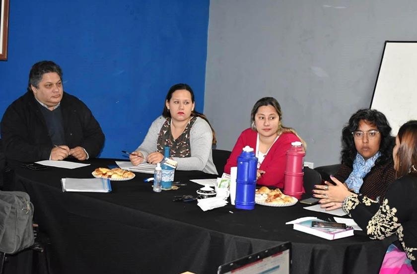 Sesión regular del Foro Regional de Prevención de Consumos problemáticos