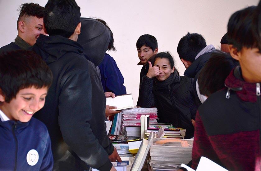 El Presupuesto Participativo entregó beneficios en el Colegio Barrio Norte