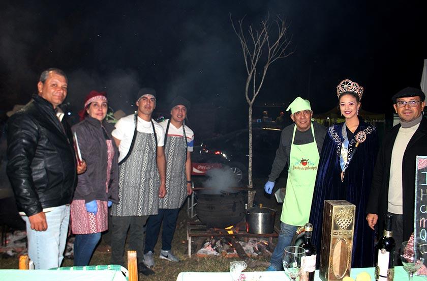Bella Vista presente en la Fiesta Provincial del Mbaipy 2019