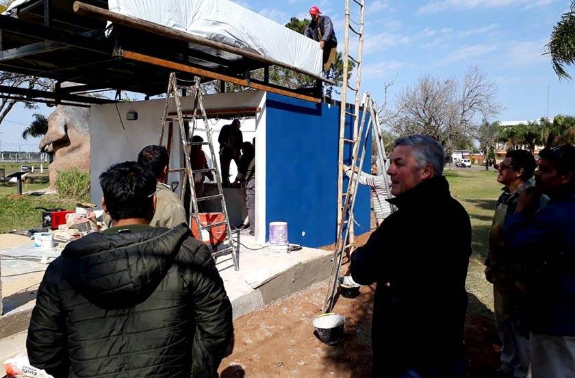 Preparan la inauguración del Observatorio Astronómico de Bella Vista