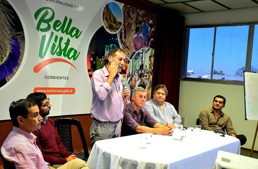 Bella Vista recibe a comunidades vecinas contra las adicciones
