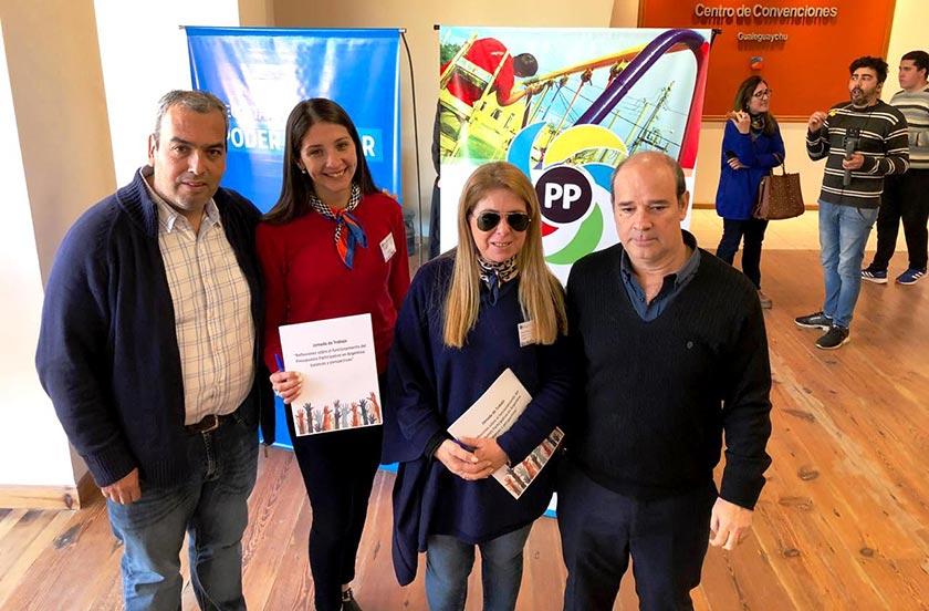 Bella Vista en Gualeguaychú en el Encuentro Nacional de Presupuesto Participativo