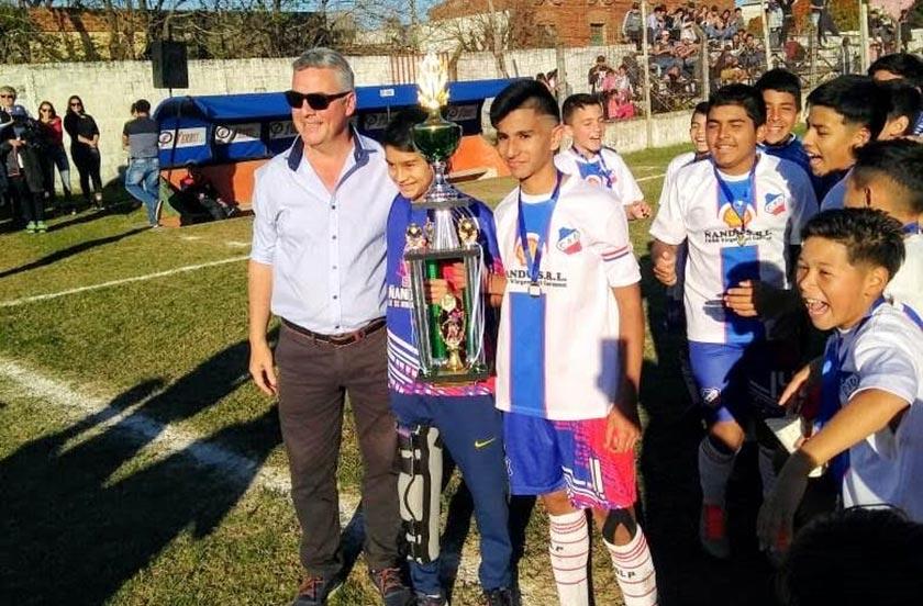 Bella Vista campeón provincial Sub 13 de fútbol