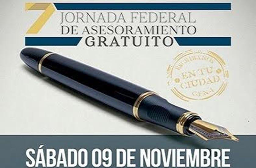 Anuncian Jornada Federal de Notariado en Bella Vista