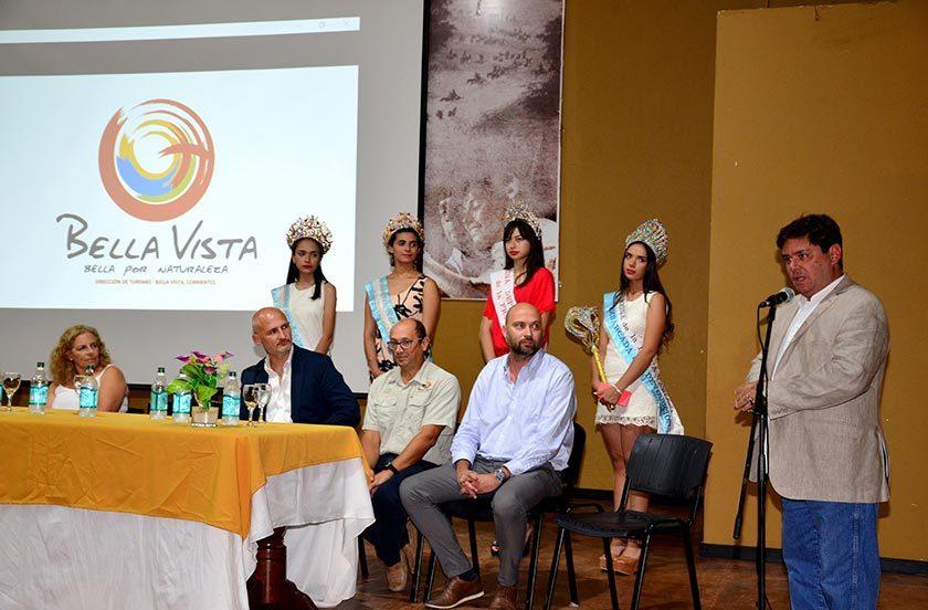 El Corredor Paraná Sur se reunió en Bella Vista