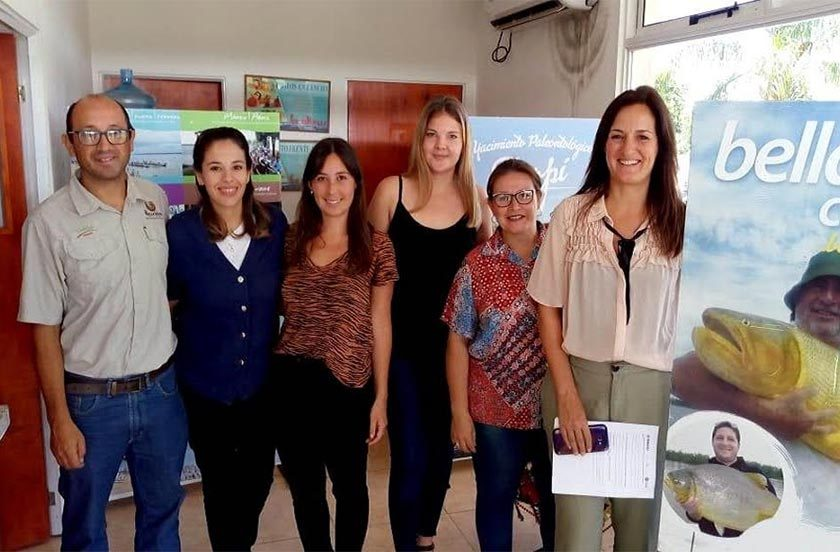 Fundación Yetapá releva el sector turístico