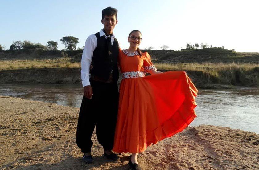 El Ballet Folclórico de Bella Vista se suma al Festival Nacional del Chamamé