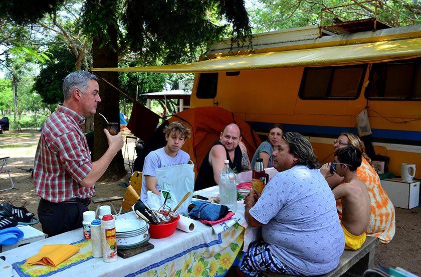 Optimismo en Bella Vista en la apertura de la temporada turística