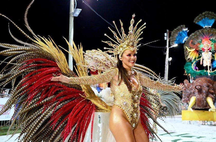 Se prepara la segunda noche del Carnaval de Bella Vista
