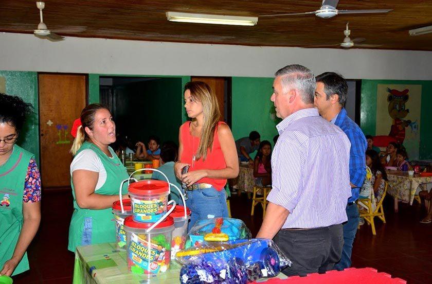 Realizan asistencia a centros de desarrollo infantil