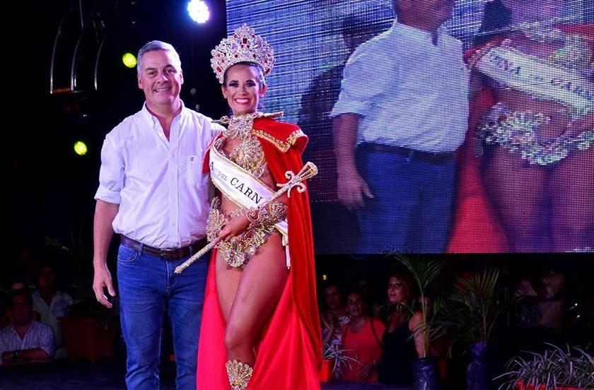 Una bellavistense es Embajadora Nacional Cultural del Carnaval de Corrientes