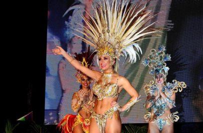 Eligen a los reyes del carnaval de Bella Vista