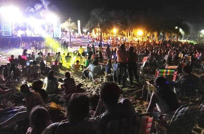 Concluyó con éxito el ciclo de verano Música en la Playa