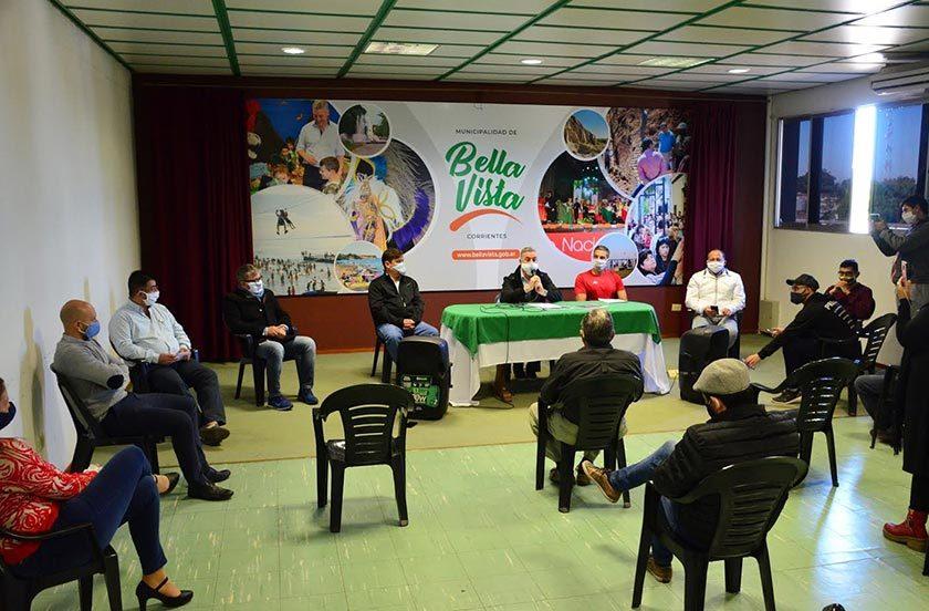 Chavez anunció ampliación de las excepciones