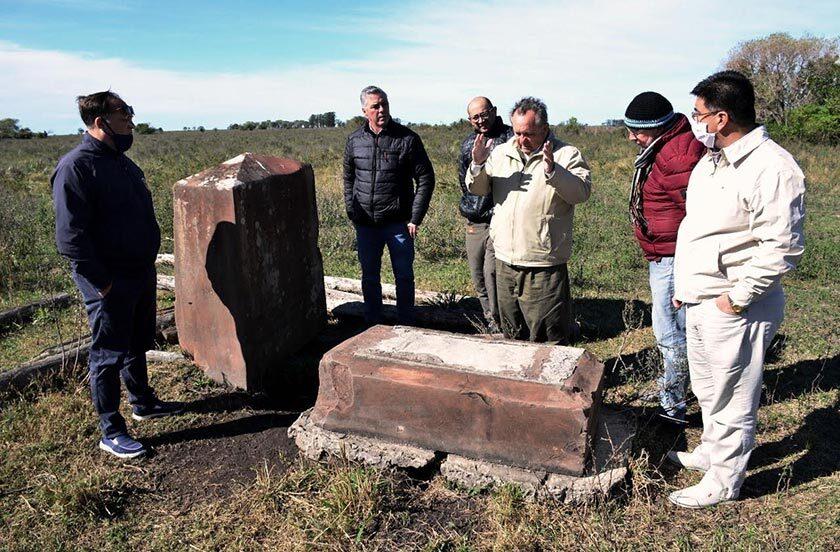 Proyectan obras de revalorización en Punta Cuevas
