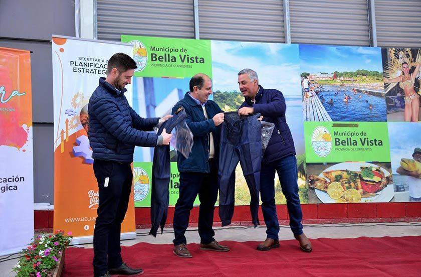 Municipio y Neatex S.A con propuestas para pequeños emprendedores