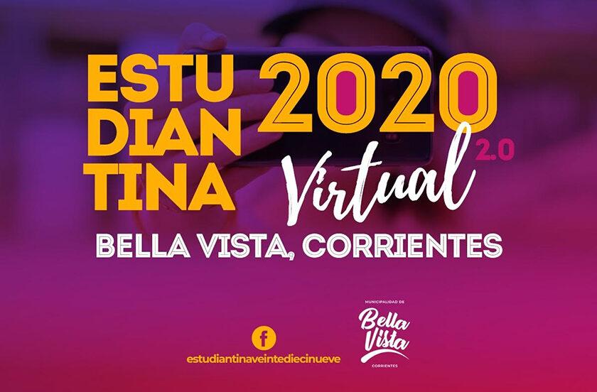 Presentaron la Estudiantina Virtual 2020