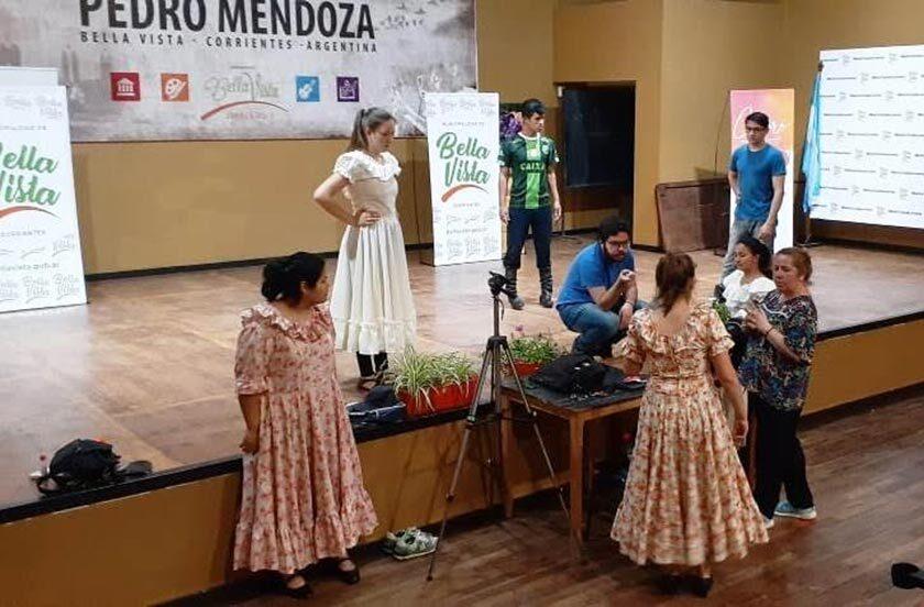 Bella Vista sede de las danzas regionales 2020