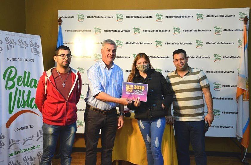 Entregaron premios del concurso Estudiantina Virtual 2020
