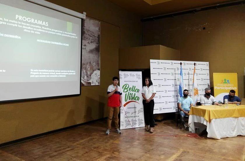 Presentan propuestas académicas para el 2021