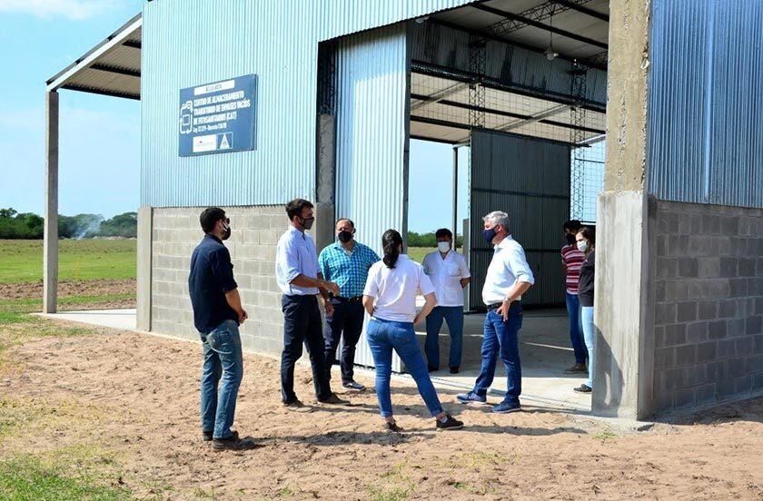 Habilitan el primer Centro de Acopio Transitorio de Corrientes
