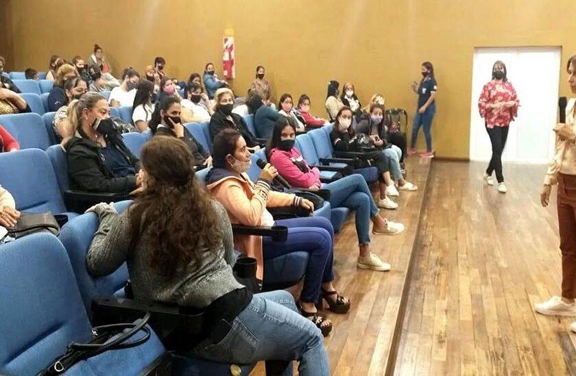 Actividades del Consejo Provincial de la Mujer en Bella Vista