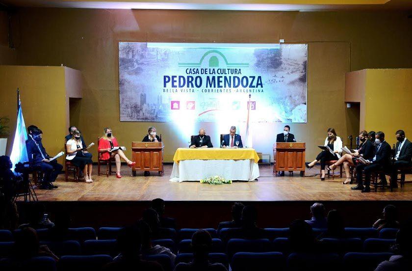 El Honorable Concejo Deliberante abrió sus actividades 2021