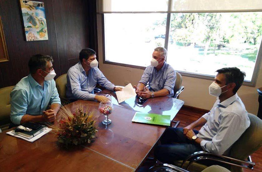 Bella Vista habilitó la primera delegación de Sello Correntino y Club de Emprendedores