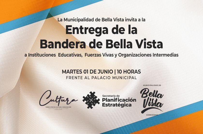 Preparan los actos centrales del 196° Aniversario de Bella Vista