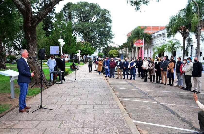 El Semanario Popular La Huella celebró 80 años de trayectoria