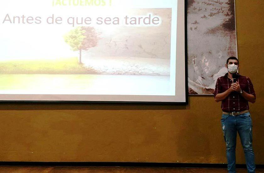 Bella Vista concientiza sobre el cuidado de medioambiente