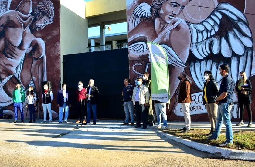 Comenzó el concurso de murales de Bella Vista