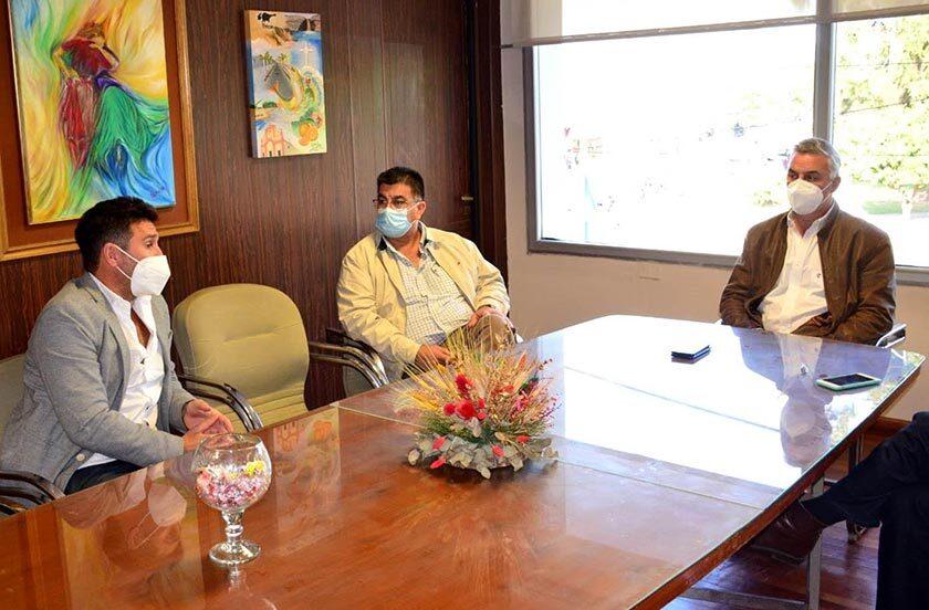Bella Vista firmó convenio para el manejo de residuos patogénicos