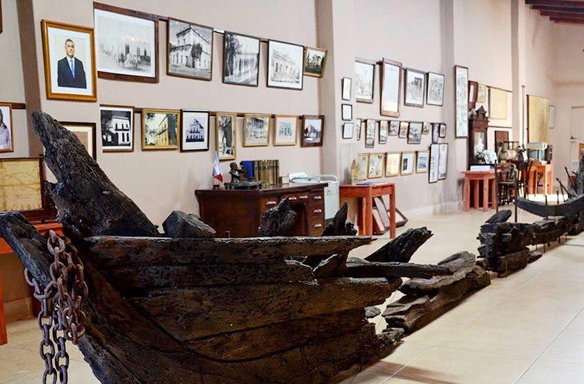 Alistan un sitio virtual del Museo Histórico de Bella Vista