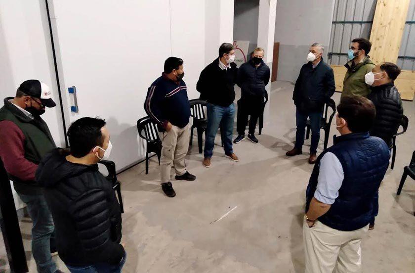 Autoridades municipales visitaron Paraje Desmochado