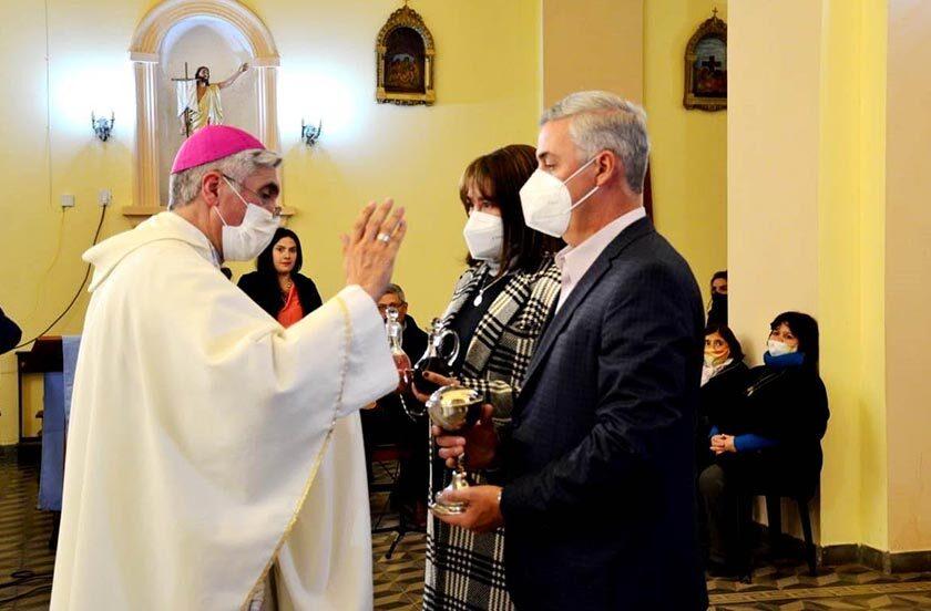 Bella Vista celebró la festividad de su Santa Patrona