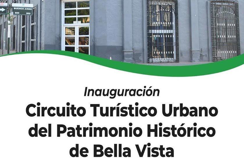 Presentarán un nuevo circuito turístico arquitectónico