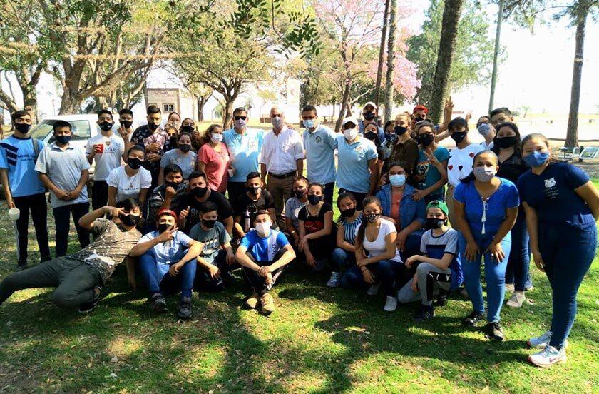 Delegación de Arroyo González visitó la Planta Ambiental Regional