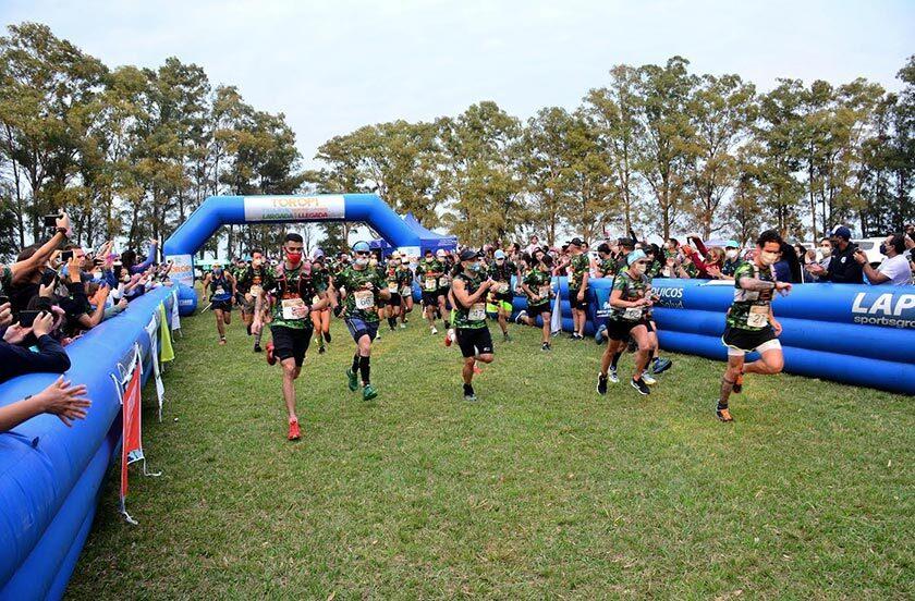 El Toropí Trail Run brilló con más de 300 corredores